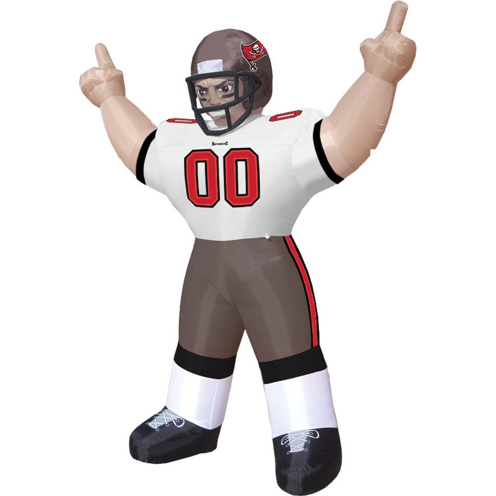 8 ft. Inflatable NFL Tampa Bay Buccaneers Player