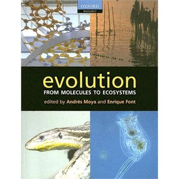 Evolution: From Molecules to Ecosystems [Paperbac