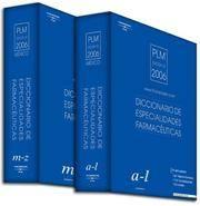 2006 Diccionario de Especialidades (Diccionario D
