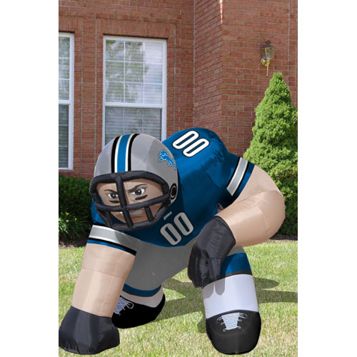Endlesssupplies Ws Detroit Lions Nfl Inflatable Bubba