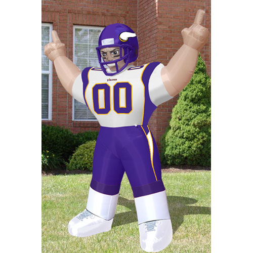 Minnesota Vikings NFL Inflatable Tiny  Player Lawn Figure (96  Tall)   sc 1 st  Vendio & endlesssupplies.ws : Minnesota Vikings NFL Inflatable Tiny