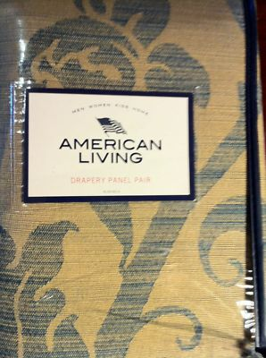 ... American Living Eastbourne King Comforter Set Dra