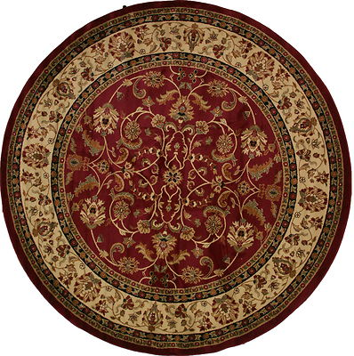 8 Foot Round Area Rug Rugs New Large Huge Traditional