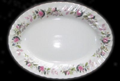 Vintage Dinnerware Set Regency Rose 2345 Creative China