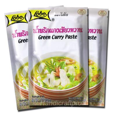 ... thai curry paste this green thai curry paste is a pastes thai green