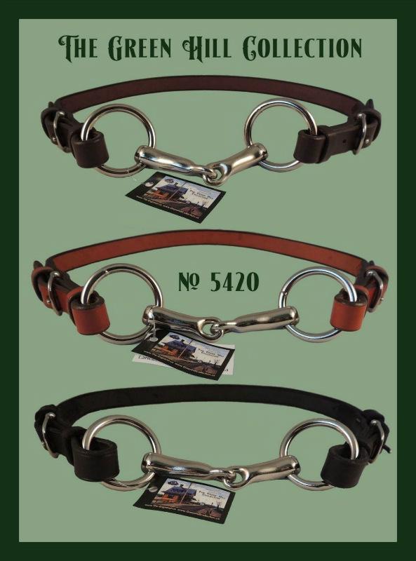 #5420 - Belt, Bit & Reins