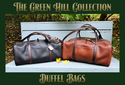 The Green Hill Duffel Bag