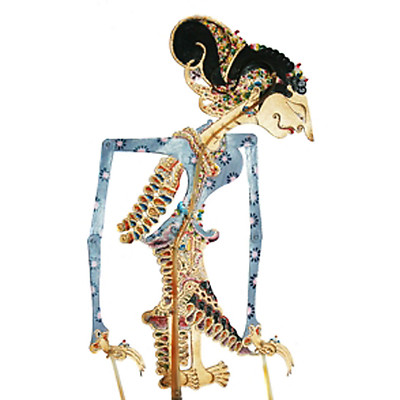 Antiques indonesian shadow puppets wayang kulit buffalo leather antiques indonesian shadow puppets wayang kulit bu pronofoot35fo Gallery