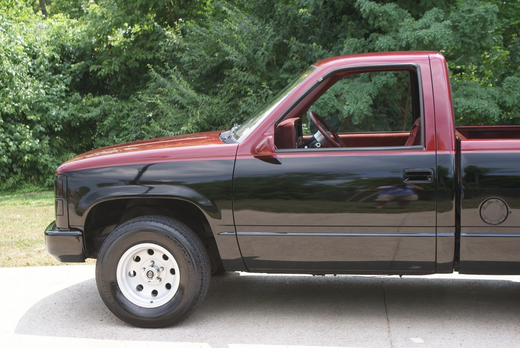 1990 Chevrolet Trucks C K Pickup Electrical Diagnosis And Wiring