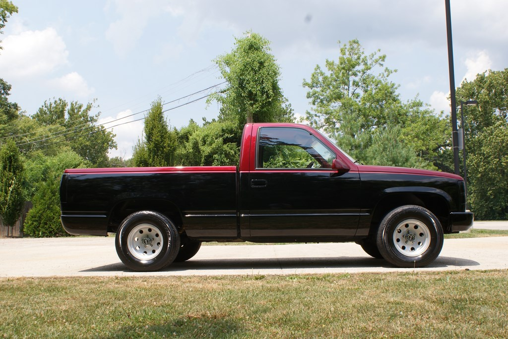 Buy Used 1991 Chevy C K 1500 Show Truck In The Making