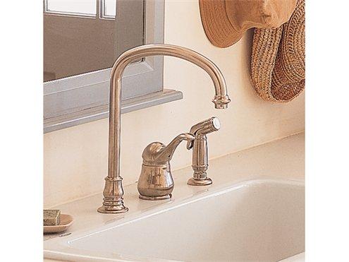American Standard Jasmine Hi Flow Kitchen Faucet Model 3821