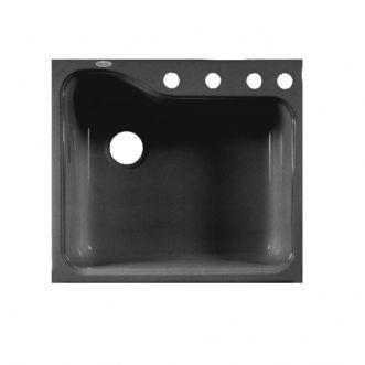 American Standard Silhouette Single Bowl Kitchen 25 Quot Sink