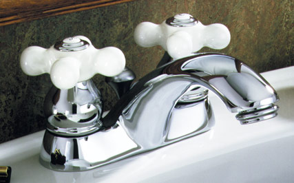 American Standard Hampton Bathroom Faucet W Porcelain