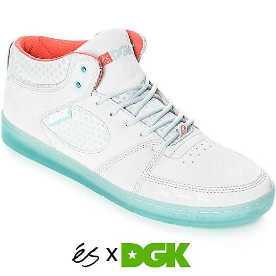 ES x DGK Accel Slim Mid Skateboard Shoe