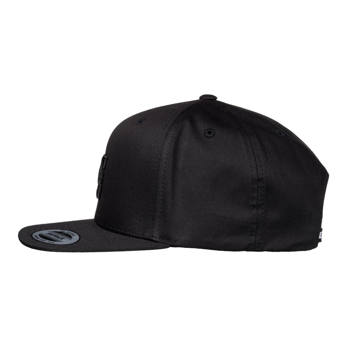 1438e25dfd292 DC Snappy Snapback Hat PRODUCT INFO Men s Snappy Snapback Hat The nuts and  bolts. Margin builder 6-panel cotton snapback design