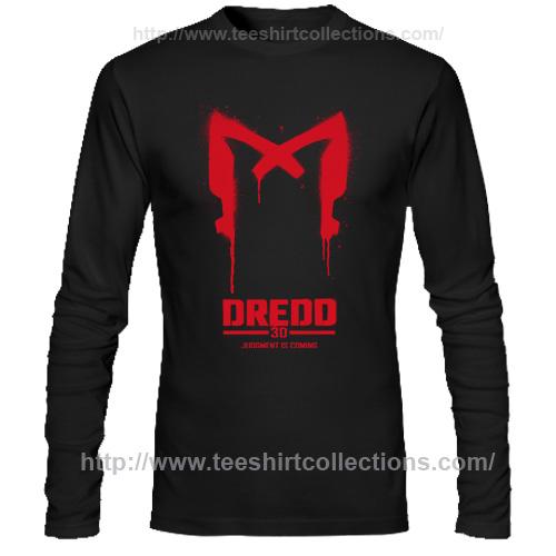 Judge Dredd 3d 2000 Ad Karl Urban 2012 Film Logo B