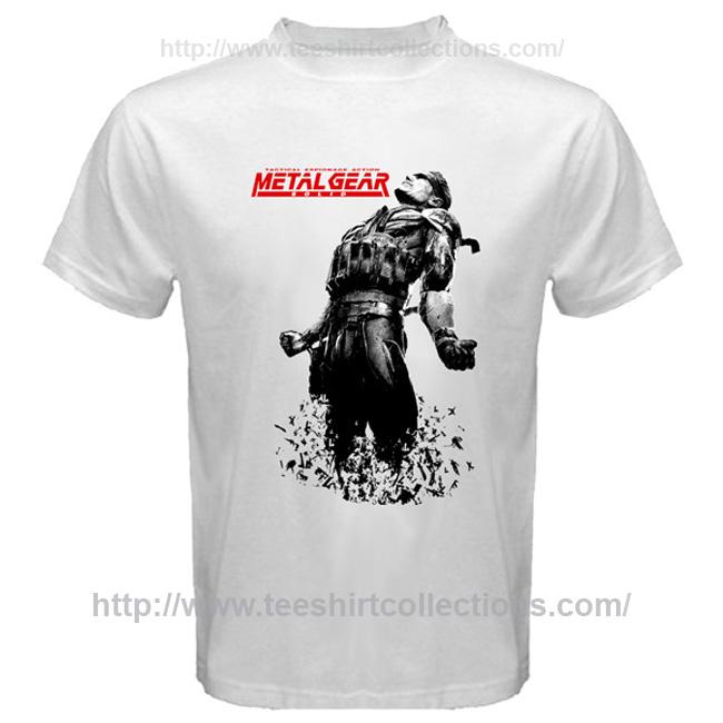 Snake Shirt Snake Logo White T-shirt