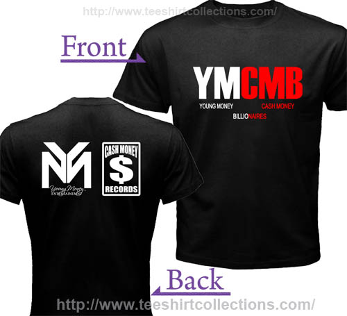 Young Money Cash Money Billionaires Records ymcmb Logo ...