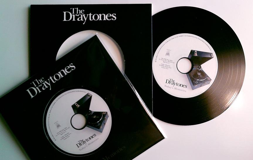 Today's Memories cd
