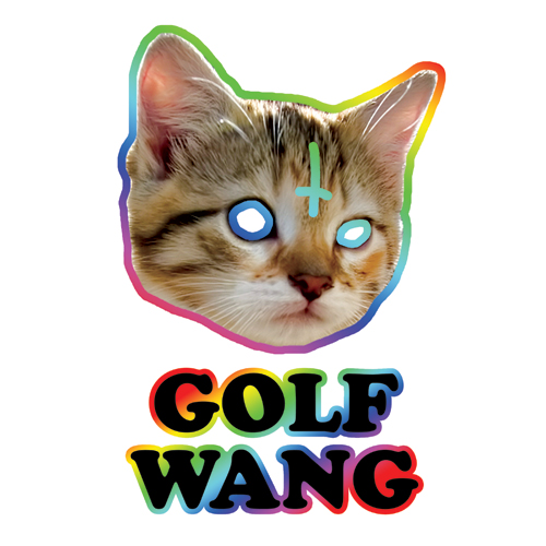 Wolf Gang Cat Logo