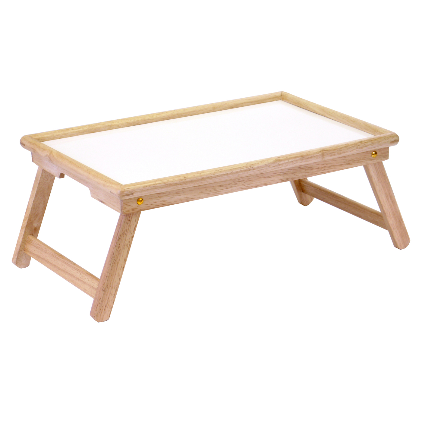 Breakfast Bed Tray With Notched Handle Cheap Home Store