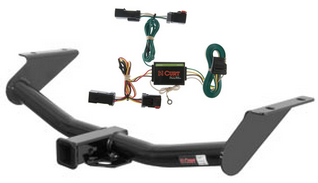curt class 3 trailer hitch wiring for 02 07 jeep liberty ebay. Black Bedroom Furniture Sets. Home Design Ideas