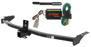 Curt Class 3 Trailer Hitch amp Wiring for 01 06 Acura MDX