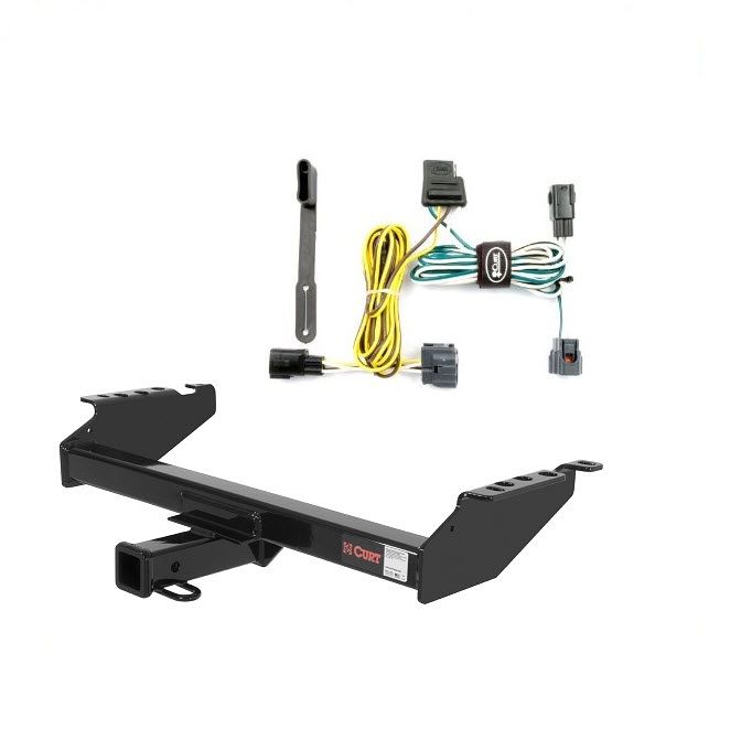 Curt Class 4 Trailer Hitch  U0026 Wiring For 95