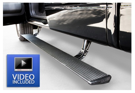 Amp Running Boards >> AMP Research Power Step Running Board 75104-01A for Ford Super Duty F Series | eBay