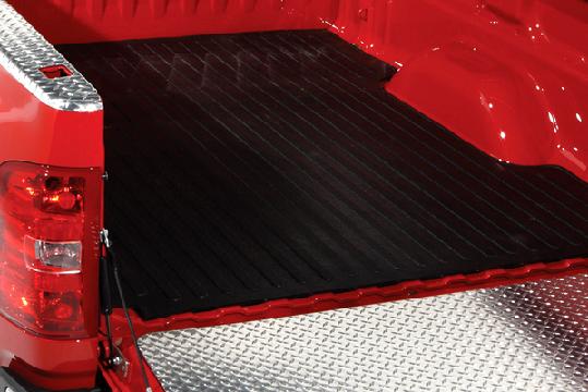 Dee Zee Dz86973 Rubber Bed Mats For Silverado Sierra 1500