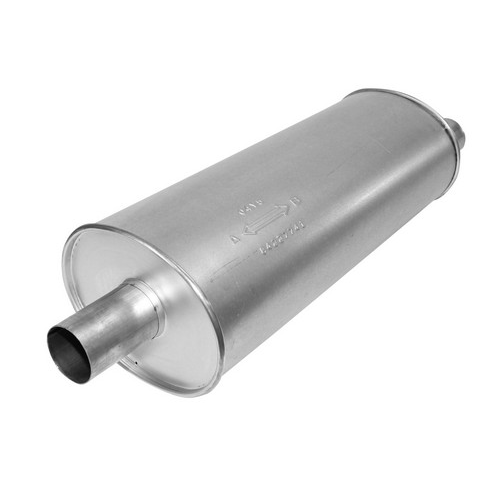 Ap Exhaust 700460 Direct Fit Msl Maximum Oval Muffler For