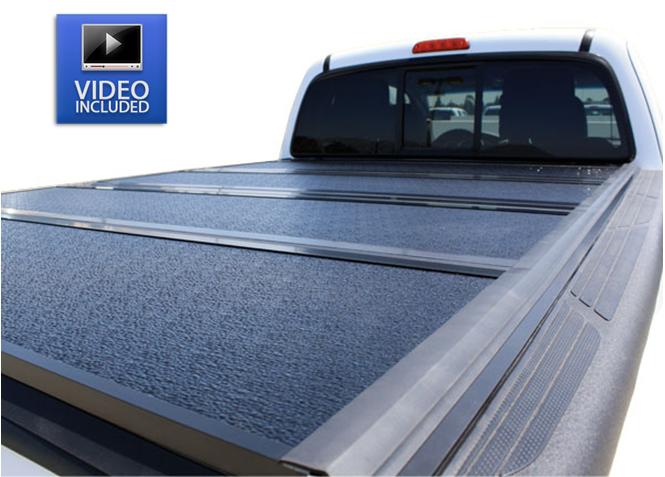 Bak Flip 126207RB Fibermax Fold Up Tonneau Cover for Dodge RAM 1500 4 Door