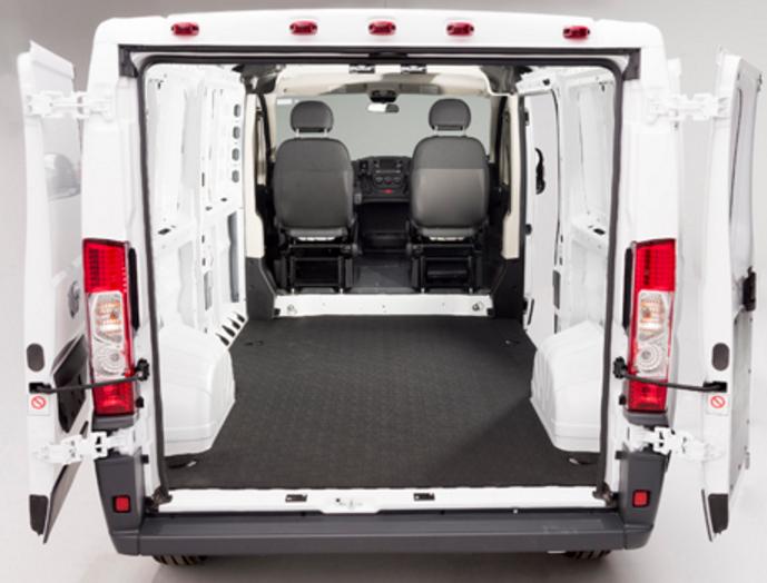 Bedrug Vtdp14lx Cargo Van Mat Vantred For Ram Promaster