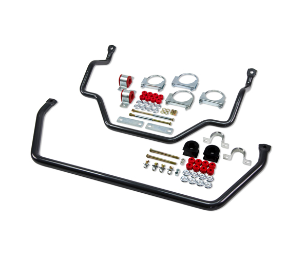 Belltech 9908 Front Amp Rear Anti Sway Bar Kit For 73 87