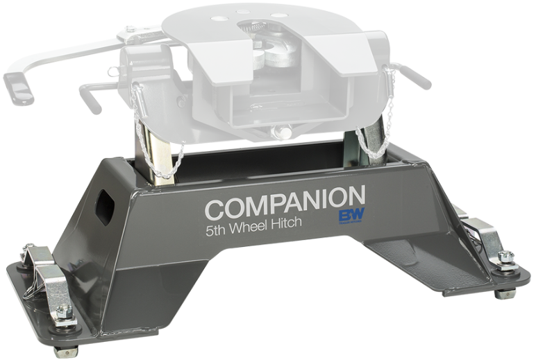 B Amp W Hitches Rvb3300 Companion Oem 5th Wheel Hitch Base Kit
