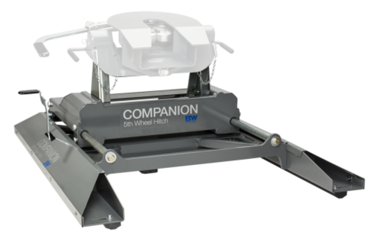 b & w companion 5th wheel hitch manual