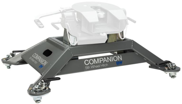 B Amp W Hitches Rvb3600 Companion Oem 5th Wheel Hitch Base Kit