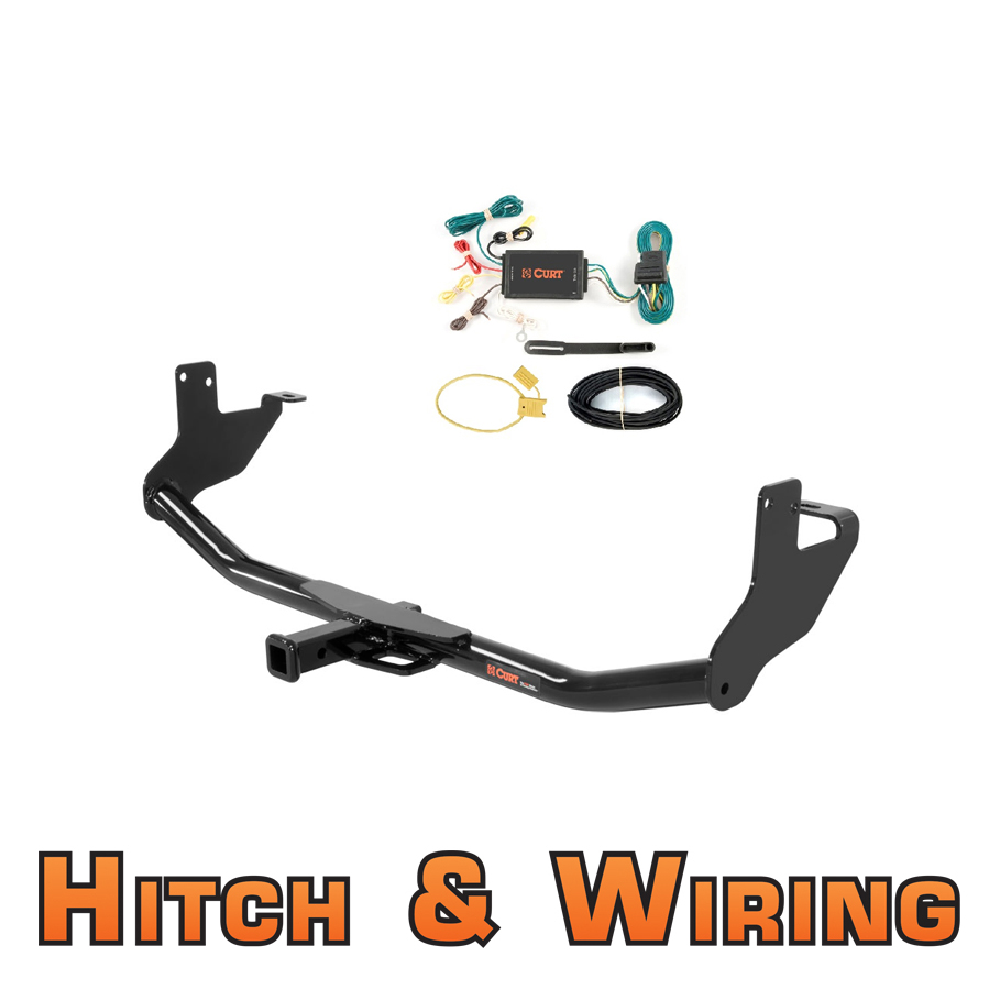 Curt Class 1 Trailer Hitch & Wiring For Buick Encore