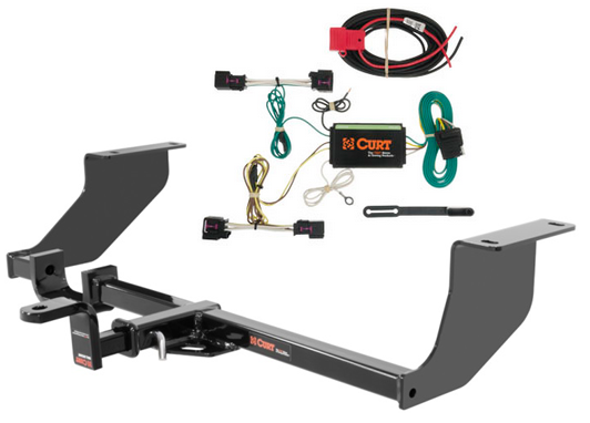 curt class 1 trailer hitch wiring for chevy sonic rs. Black Bedroom Furniture Sets. Home Design Ideas