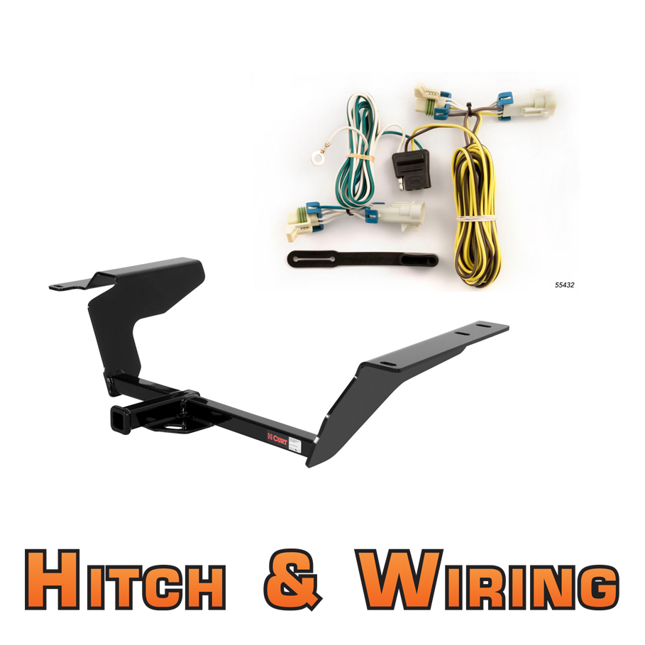 curt class 1 trailer hitch wiring for chevy cobalt ss. Black Bedroom Furniture Sets. Home Design Ideas
