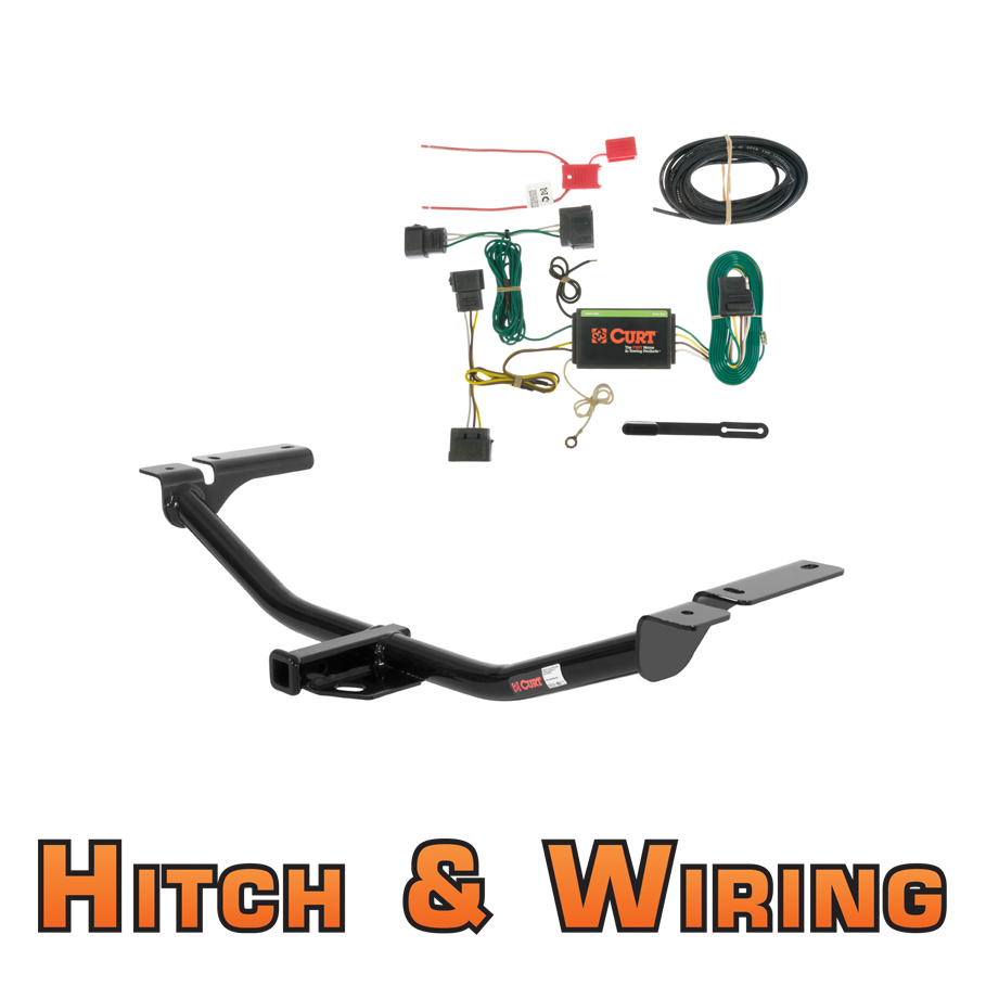 2007 Ford Edge Trailer Wiring Free Diagram For You Hitch Harness Curt Class 2 2010 Kit