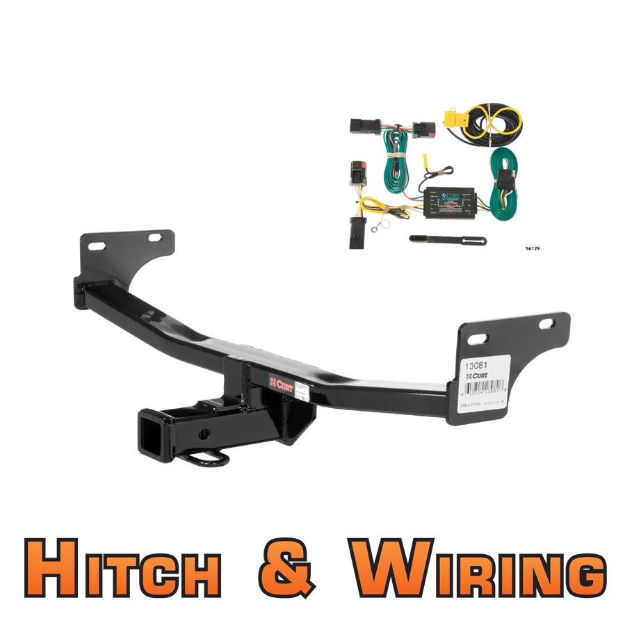 Curt Trailer Hitch U0026 Wiring For 2011 Manual Guide