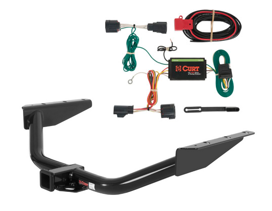 curt class 3 trailer hitch wiring for dodge nitro ebay. Black Bedroom Furniture Sets. Home Design Ideas