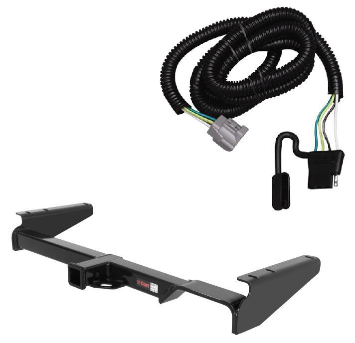 curt class 3 trailer hitch tekonsha wiring for lexus rx300 toyota rh ebay com
