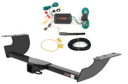 curt class 3 trailer hitch wiring kit for chrysler 300c. Black Bedroom Furniture Sets. Home Design Ideas