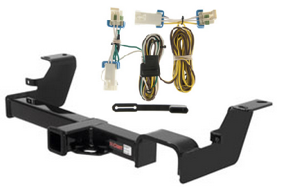 curt class 3 trailer hitch wiring kit for buick. Black Bedroom Furniture Sets. Home Design Ideas
