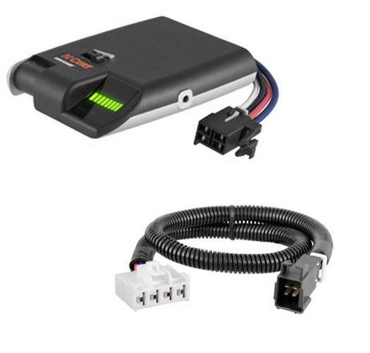 Curt Venturer Brake Control  U0026 Wiring Harness Kit For Aspen