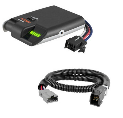 details about curt venturer brake control & wiring harness kit for honda  pilot/ridgeline