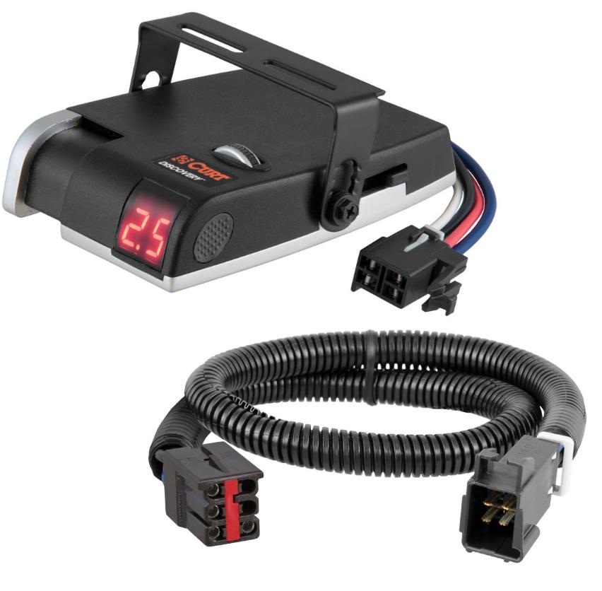 curt discovery brake control \u0026 wiring harness kit for f 150 f 250 f K5 Blazer Wiring Harness details about curt discovery brake control \u0026 wiring harness kit for f 150 f 250 f 350 e series