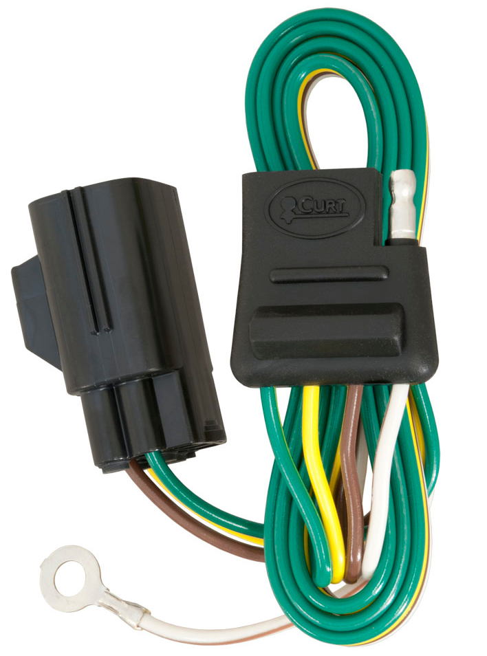 curt custom wiring connector 56159 for land rover evoque. Black Bedroom Furniture Sets. Home Design Ideas